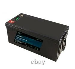 12V 280Ah Lithium Rechargeable Battery For RV / Off Grid / Golf Cart