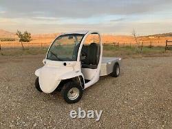 2002 E825 Gem Golf Car Cart Utility Nev Electric Truck with Fresh batteries