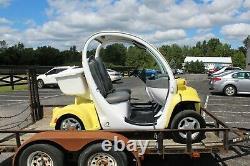 2005 GEM E2 E825 Electric Utility Golf Cart Street Legal with New 12v Batteries