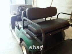 2005 Yamaha G22 48 Volt 4 Passenger Electric Golf Cart 2 Year Old Batteries