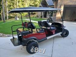 2010 Club Car Precedent I2 Excel Limo Golf Cart NEW BATTERIES! FREE SHIP withBIN