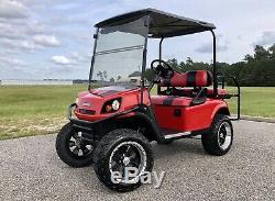 2011 EZGO Express Golf Cart 48 Volts BRAND NEW BATTERIES! Mint Condition