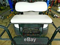 2012 Club Car Electric Golf Cart Battery Powered Low Hours! 48 Volt