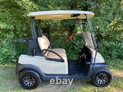2012 Club Car Precedent 48V Electric Golf Cart New Batteries EZ-GO Yamaha DS