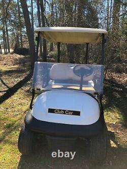 2014 Club Car 48v Golf Cart with 2018 batteries 2 seater
