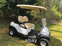 2014 Club Car 48v Golf Cart with 2020 batteries 2 seater