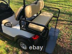 2014 Club Car Precedent 48v Golf Cart 2020 batteries 4 seater LED headlights
