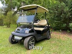 2014 Club Car Precedent 48v Golf Cart 4 Seater New Trojan Batteries New AC Motor