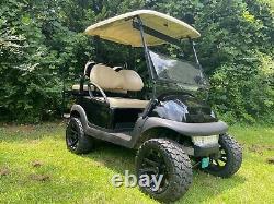 2014 Club Car Precedent 48v Golf Cart 4 seater New Trojan Batteries and AC motor