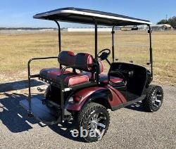 2014 EZGO Golf Cart 48 Volts BRAND NEW BATTERIES Showroom Condition