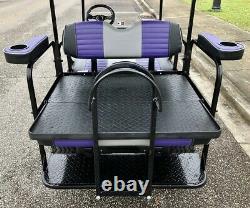 2014 EZGO Txt Golf Cart 48 Volts BRAND NEW BATTERIES Showroom Condition