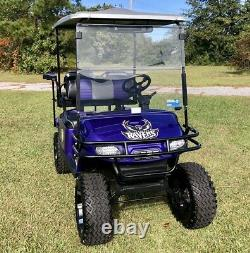 2014 EZGO Txt Golf Cart 48 Volts BRAND NEW BATTERIES Showroom Condition