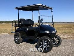 2016 EZGO Golf Cart 48 Volts BRAND NEW BATTERIES Showroom Condition