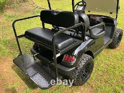 2016 Yamaha G29 Drive 48v 4 seater Golf Cart AC motor New Trojan Batteries 25mph