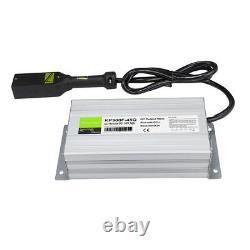 2 LED Lights 36 Volt 18Amp Golf Cart Battery Charger for EZgo Club Ez Go Car DS