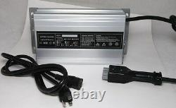 36V 18A Golf Cart Battery Charger For Yamaha, Club Car EZ-GO EZGO Marathon 83-94
