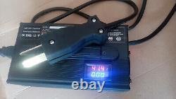 36V 18 Amp EZGO Crows Foot 36 Volt for EZ-GO TXT Golf Cart Battery Charger