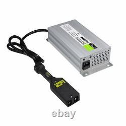 36 Volt 18A Golf Cart Battery Charger Powerwise Plug Car Club Car for EZgo TXT