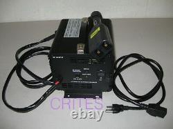 36 Volt 20 AMP Golf Car Cart Battery Charger With EZ-GO Powerwise Connector, New
