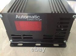 36 Volt 36v EZGO powerwise Golf Cart Battery Charger Desulfator Reconditioner