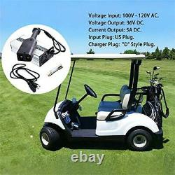 36 Volt TXT Medalist Battery Charger Replacement for EZGO Golf Cart NEW