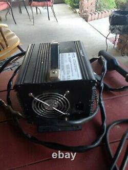 36 volt golf cart battery charger