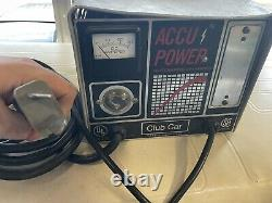 36 volt golf cart battery charger club car