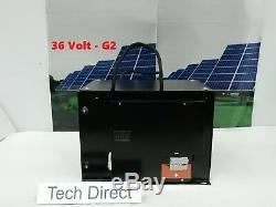 36v Nissan Leaf Lithium ion Battery G2 2.5 kwh 66ah Golf Cart EZ Go