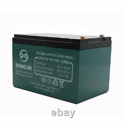 3x 12v 12ah 6-DZM-12 Battery FOR SCOOTER GOLF CART BUGGY Disability Wheelchair