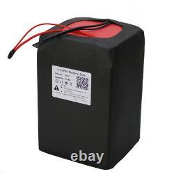 48V 35Ah Lithium Li-ion Battery Pack For 1800W Ebike Electric Golf Cart +50A BMS