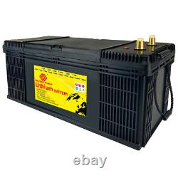 48V 60Ah LiFePO4 Lithium Battery Solar Power Deep Cycle RV Caravan Golf Cart
