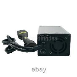 48V 6A Golf Cart Battery Charger 220V Input D Plug for EZ-GO TXT Yamaha os12
