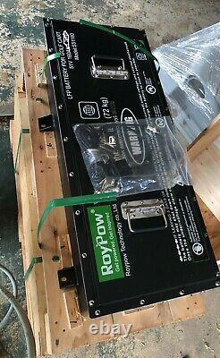 48 Volt Lithium Golf Cart Battery Pack EZGO CLUB CAR YAMAHA TXT RXV PRECEDENT