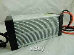 48 volt 15A DC charger 800w 58v max power supply lithium ion battery Golf Cart