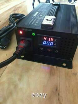 48 volt 15 Amp EZGO RXV Golf Cart Battery Charger SUPER CHARGER