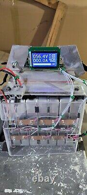 48 volt lithium golf cart battery
