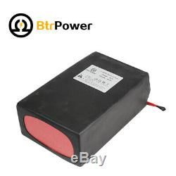 48v20Ah Lithium LiFePO4 Battery Pack for Electric Bike Tricycle Golf Cart