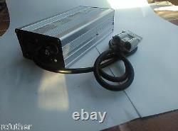 48v Golf Cart Battery Charger 6Amp YAMAHA CLUB CAR, Yamaha G19-G22 4806SB plug