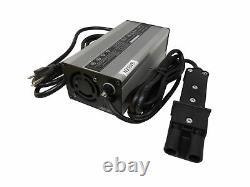 48v Golf Cart Battery Charger 6 Amp YAMAHA CLUB CAR, Yamaha G19-G22, 2 Pin Plug