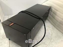 48v NEC A123 LifePo4 5kWh 120Ah Battery Golf Cart With 130A BMS 120a Breaker LED