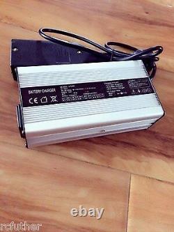 (5) 36V EZGO Powerwise 36 Volt EZ-GO TXT Medalist Golf Cart Battery Charger(5)