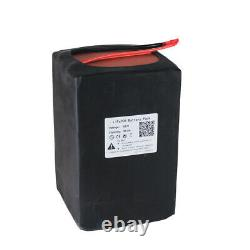 60V 30Ah Lithium Battery Pack for Electric Scooter Golf Cart 1000With1500W Motor
