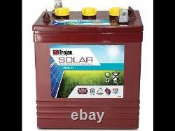6v Golf Cart 6 Trojan T105-RE Battery
