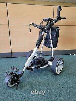 Allinonegolftech Electric golf push cart with Remote control Lithium battery
