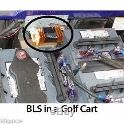 BLS-12/24C 12V 24V 12+24 Volt Golf Cart Battery Life Saver Desulfator Renew NEW