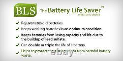 Battery Life Saver BLS-36N New 36V Golf Cart Battery Life Extender