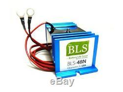 Battery Life Saver BLS-48N 48V Golf Cart Battery Life Extender