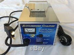 CLUB CAR YAMAHA 36 Volt 18 Amp Golf Cart Battery Charger EZGO 36v/18A CROWS FOOT