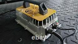 Club Car DS Golf Cart 36 Volt 15 Amp Battery Charger Crowfoot Handle