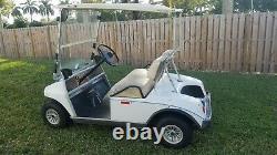 Club Car DS Golf Cart Trojan Batteries